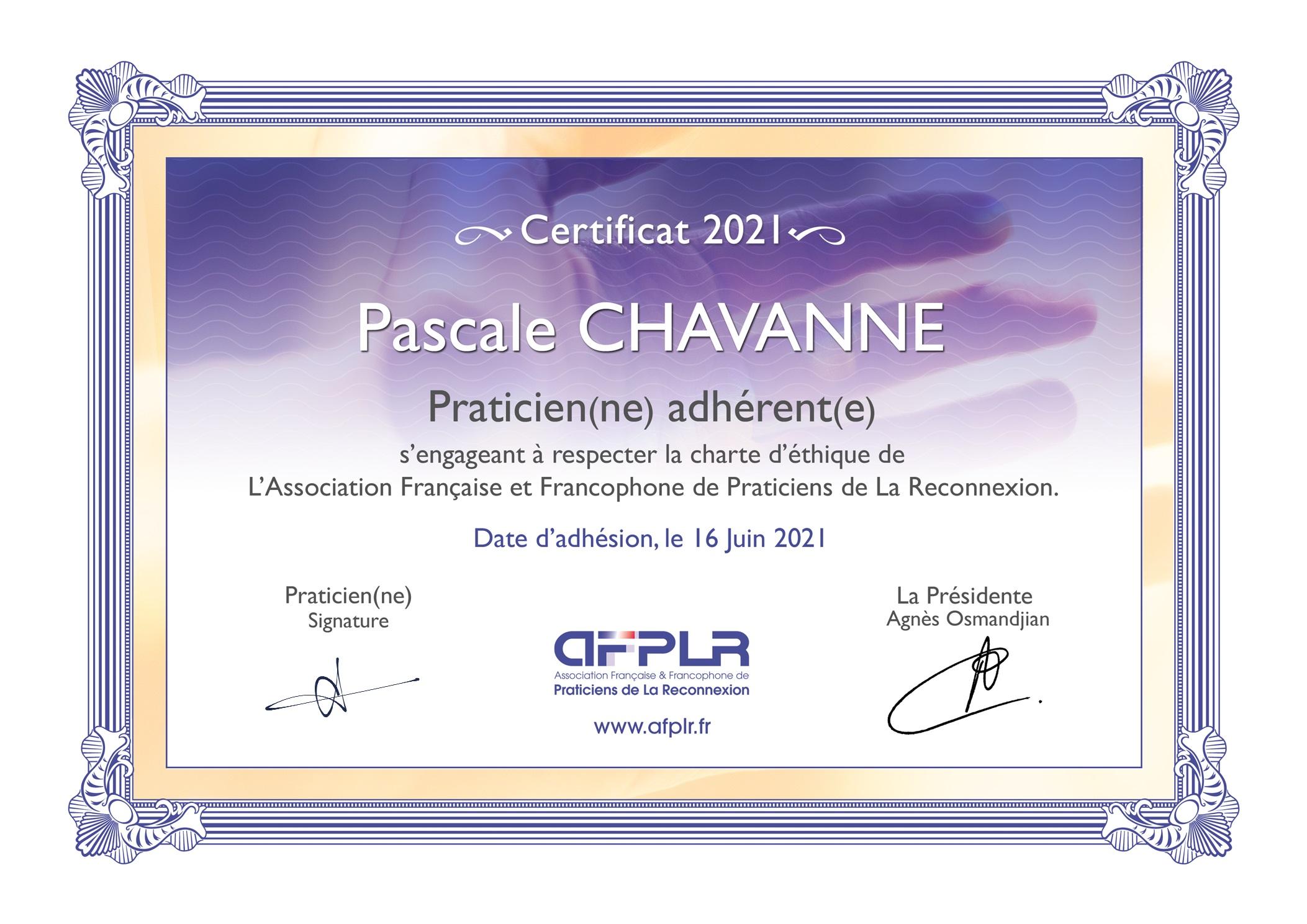 certificat-reconnection